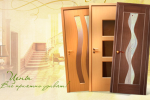 Практические советы по выбору дверей. Ламинированные двери. Двери ПВХ 3D. Шпонированные двери. ЭкоШПОН.